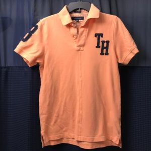 Tommy Hilfiger Polo Shirt with Logos